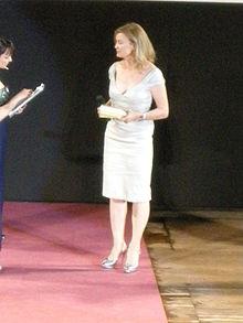 Jessica Lange al Taormina Film Festival 2009