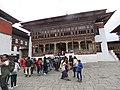 Tashichho Dzong Fortress in Thimphu during LGFC - Bhutan 2019 (33).jpg
