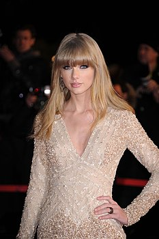Taylor Swift nel 2013