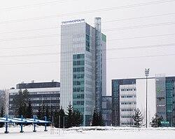 Technopolis Kuopio Wikipedia