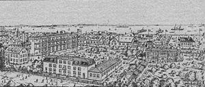 Skodsborg Spa Hotel - Skodsborg Sanatorium in 1910