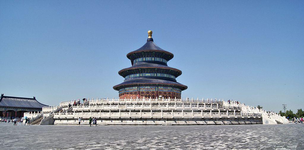 Temple of heaven,Beijing,China - panoramio (1)
