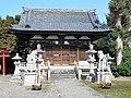 Tenjiku shrine2(Nishio, Aichi. 2018-09).jpg