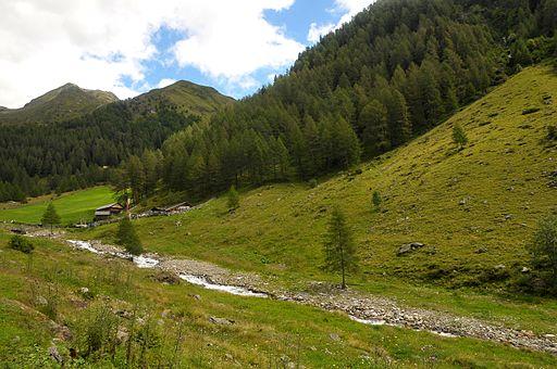Terento Valle del Rio Vena
