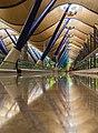 Terminal 4S, Aeropuerto de Barajas, Madrid, España, 2013-10-17, DD 03.JPG