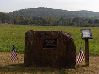 Terrys Plain Historic District United States historic place