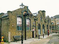 Thae Walthamstow Pumphouse Museum Building.jpg