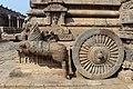 Thanjavur Airavatesvara Temple horse chariot architecture..JPG