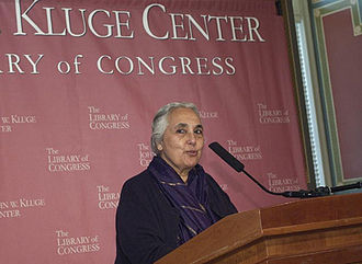 John W. Kluge Center - Historian Romila Thapar at the Kluge Center inaugural