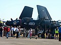 "The ""Bad Kitty"" - Grumman F7F Tigercat (6592727567) (10).jpg"
