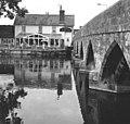 The 'George' Inn and Avon Bridge, Fordingbridge, Hampshire - geograph.org.uk - 721778.jpg