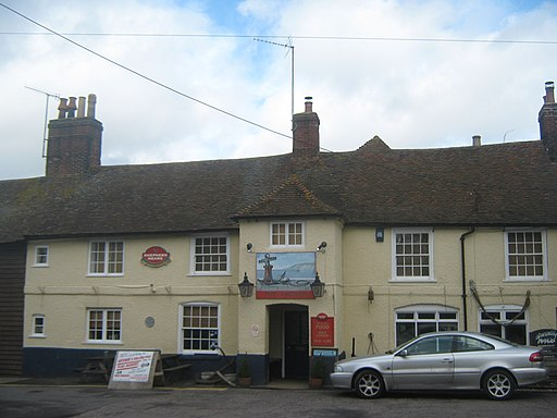 Creative Commons image of The Anchor in Faversham