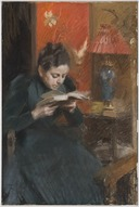 The Artist's Wife (Anders Zorn) - Nationalmuseum - 24282.tif