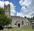 The Avebury parish church dates to Saxon times and is a little over 900 years old. - panoramio.jpg