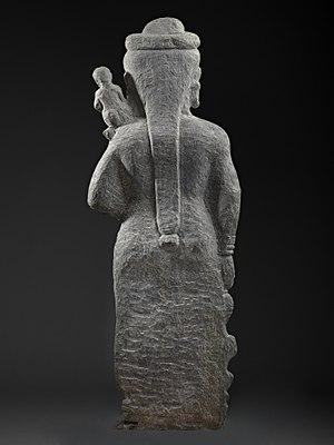 Saptarishi Tila statue
