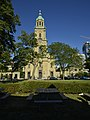 The Cathedral of St. John the Evangelist, the episcopal see of the Catholic Archdiocese of Milwaukee in Milwaukee, Wisconsin.jpg