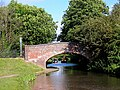 The Coventry Canal at Fradley Bridge, Staffordshire - geograph.org.uk - 1167078.jpg