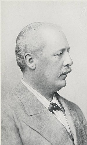 Evelyn Baring, 1st Earl of Cromer - The Earl of Cromer