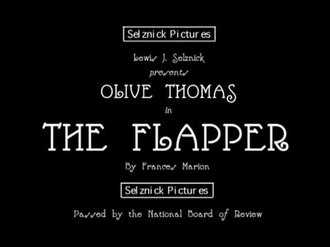 Bestand:The Flapper (1920).webm