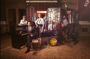 The Hot Sardines - Image: The Hot Sardines jazz band