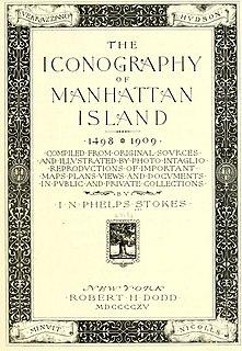 <i>The Iconography of Manhattan Island</i>