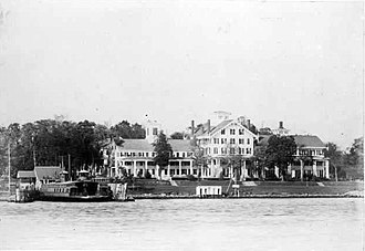 Bergen Point - Image: The Latourette House, Bergen Point, New Jersey
