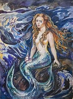 The Little Mermaid fairy tale
