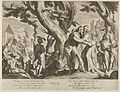 The Meeting of Moses and Jethro, from Thronus Justitiae, tredecim pulcherrimus tabulis..., plate 1 MET DP836877.jpg