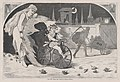 The New Year – 1869 – Drawn by Winslow Homer (Harper's Weekly, Vol. VIII) MET DP875289.jpg