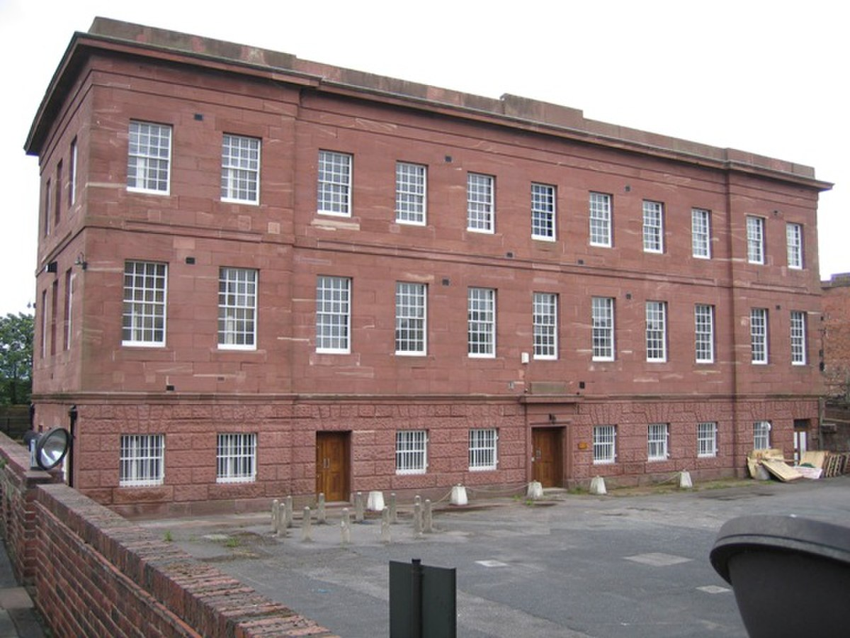 The North East side of Napier House - geograph.org.uk - 491657.jpg
