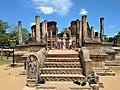 The Quadrangle Vatadage, Ancient City of Polonnaruwa, Sri Lanka (2).jpg