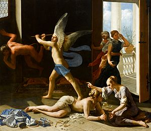 Guido Cagnacci - The Repentant Magdalene