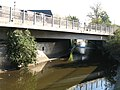 The River Ravensbourne south of Elverson Road DLR station (3) - geograph.org.uk - 1081510.jpg