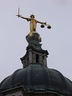 The Scales of Justice - geograph.org.uk - 650458