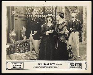 The Spider and the Fly (poem) - The Spider and the Fly lobby card
