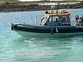 "The St Martin's boat ""Lightning"" - geograph.org.uk - 1607591.jpg"