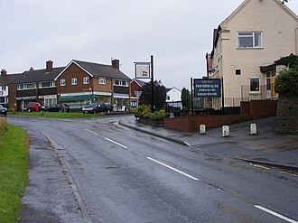 Romsley, Worcestershire - Image: The Sun geograph.org.uk 951544