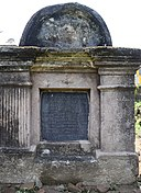 The Tomb of Benjamin Saunders , Dutch Cemetery, Chinsurah.jpg