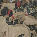 The Unicorn Defends Itself (from the Unicorn Tapestries) MET DP101162.jpg