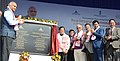The Union Minister for Civil Aviation, Shri Ashok Gajapathi Raju Pusapati laid the Foundation Stone for New Integrated Terminal Building, Guwahati Airport (New Terminal Site, SOS Road),.jpg