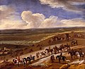 The Warren Hill at Newmarket by John Wootton.jpg