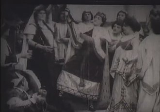 The Winter's Tale (1910 film) - A frame from the film