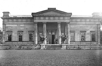 Yorkshire Museum - The museum building in the early 1900s