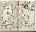The natural shape of England with the names of rivers, seaports, sands, hills, moors, forrests, and many other remarks which the Curious will observe (8642554211).jpg
