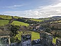 The view of Ashcombe from the top of St Nectan's church.jpg