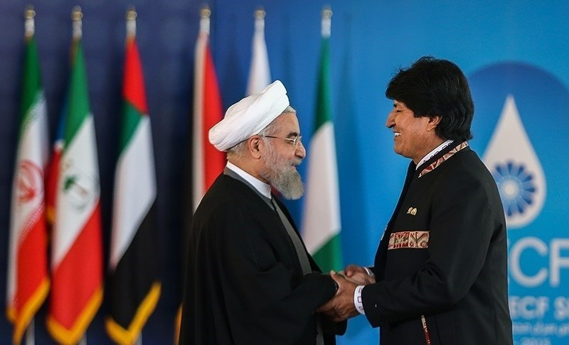 Third GECF summit in Tehran 11
