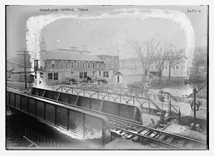 Thomas-Morse Aircraft - Thomas Brothers Aeroplane Company in Ithaca, New York in 1915