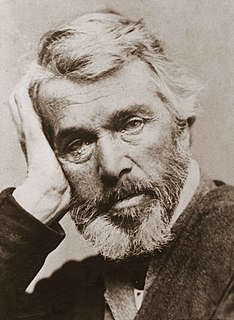 Thomas Carlyle Scottish philosopher, satirical writer, essayist, historian and teacher