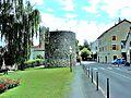 Thonon-les-Bains. La tour des langues. 2015-06-21.JPG