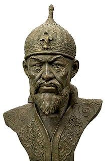 Timur Turco-Mongol ruler